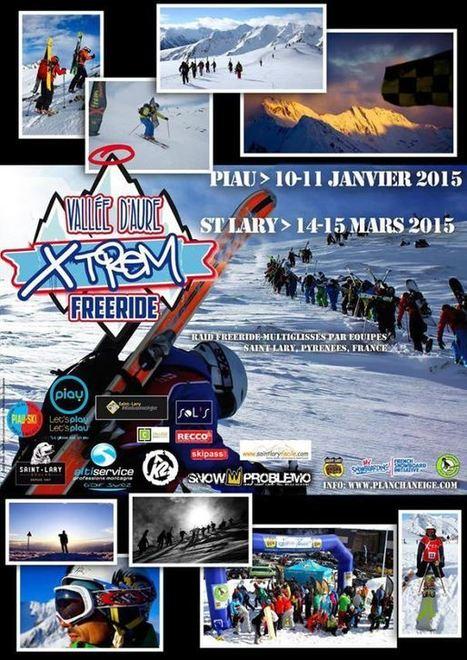XTREM FREERIDE Saint-Lary 2015   SAINT LARY   Scoop.it