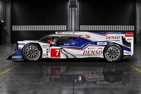 Toyota TS040 Hybrid with 1000 Horse Power Engine | modifycar.org | Scoop.it