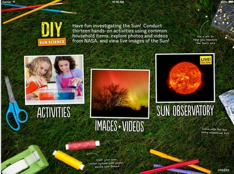 4 New Science Apps for Kids ~ Educational Technology and Mobile Learning | TACCLE2 | Scoop.it