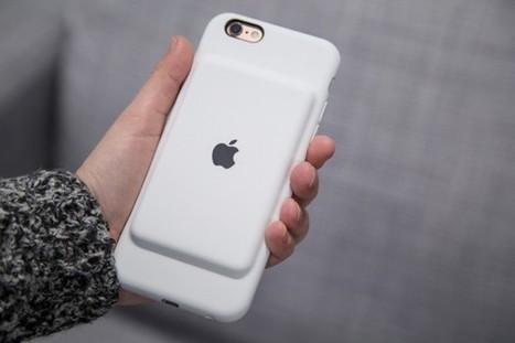 Tim Cook justifie le design de la coque-batterie pour iPhone 6(s) | Belgium-iPhone | Jaclen's technologies | Scoop.it