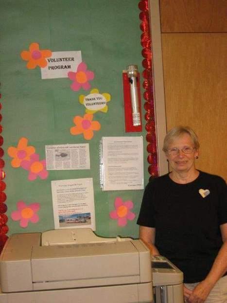 Volunteer stays busy after retirement - Marshfield News-Herald | Pet Care Columbus Ohio | Scoop.it