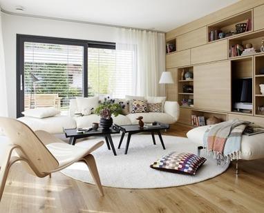 Una casa eficiente alemana con aires nórdicos | Casa ecológica, casa eficiente, casa bioclimática | Scoop.it