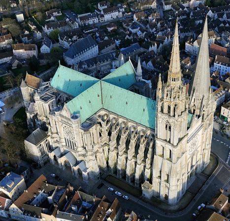 La catedral de Chartres | Fuera de las Catacumbas... | Scoop.it