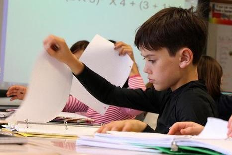Brain Scans Can Predict Good Grades   21st Century Education - Skills & Issues   Scoop.it