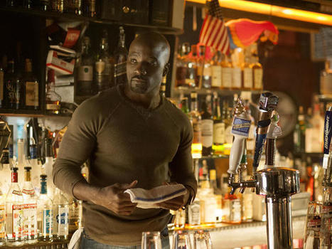 Luke Cage, Iron Fist and The Defenders take over Comic-Con | Comic Book Trends | Scoop.it