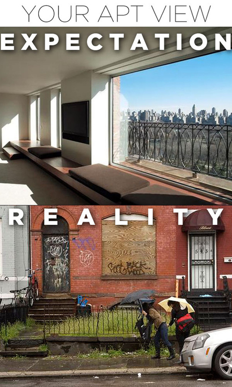 Moving To NYC: Expectations Vs Reality | New York City Chronicles | Scoop.it