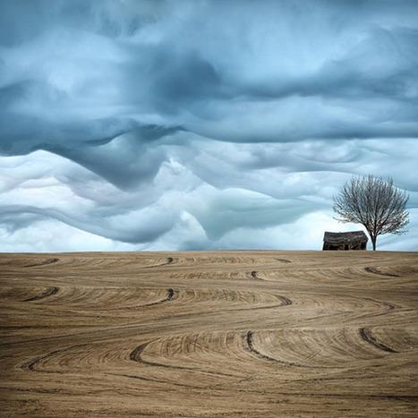 Maravillosas Fotografías de Paisajes Abstractos por Lisa Wood | Fotografia | Scoop.it