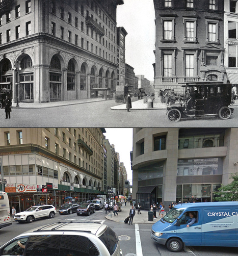 Fifth Avenue Then and Now, a Century of Streetviews in NYC | History in Pictures | Scoop.it
