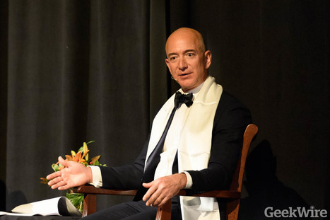 Forever young: Amazon founder Jeff Bezos backs biotech startup developing anti-aging therapies | Long Life | Scoop.it