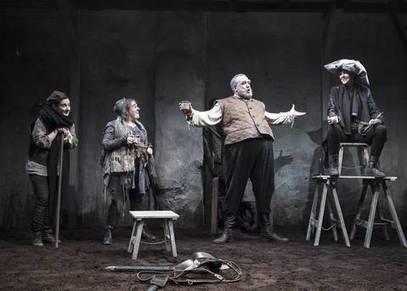 Theatre: 'Henriad's' brutal power - Irish Independent | The Irish Literary Times | Scoop.it