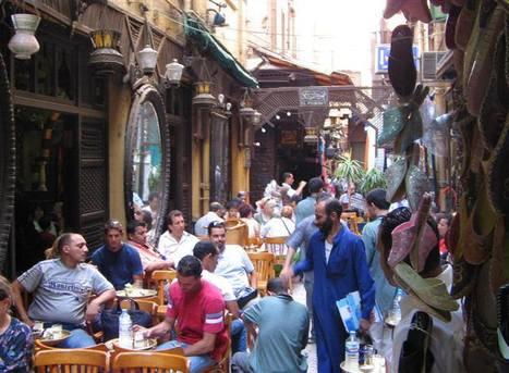 Khan el Khalili - Cairo   Blue sky travel   Scoop.it
