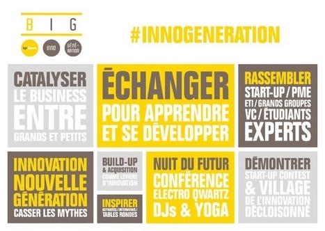 Bpifrance Inno Generation : 24h non-stop | Bpifrance servir l'avenir | Vous avez dit Innovation ? | Scoop.it
