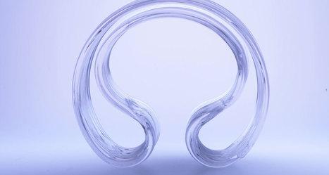 Avez-vous déjà vu du verre imprimé en 3D ? | Seniors | Scoop.it