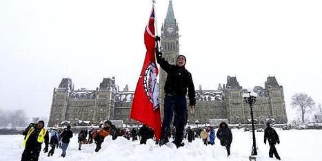 Planète sans visa » Les Indiens du Canada ont chopé la rage (Idle no more) | Intervalles | Scoop.it
