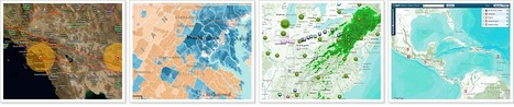 Free Mapping Tools | Create Maps Online | eTools for the Smart Teacher | Scoop.it