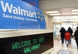 Wal-Mart Vs. Amazon: World's Biggest E-Commerce Battle Could Boil Down To Vegetables | Sustainable Living | Scoop.it