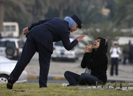 Real Digital Power: Zainab Al-Khawaja   Human Rights and the Will to be free   Scoop.it