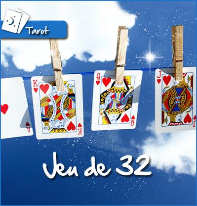 Tarot de Marseille, jeu de 32 | Tarot divinatoire | Scoop.it