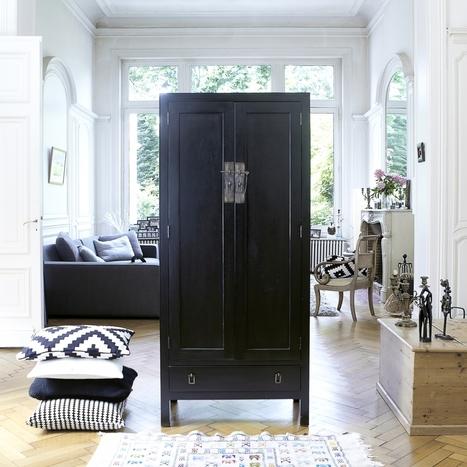 { Today I ♥ } La collection Thaki Black de Tikamoon…   décoration & déco   Scoop.it