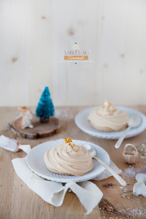 ★{Christmas}★ #15 Sablés au caramel | Griottes, palette culinaire | Absolument indispensable & totalement inutile ! | Scoop.it