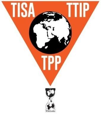 WikiLeaks confirma que el TPP fue diseñado para favorecer a las grandes corporaciones transnacionales   La R-Evolución de ARMAK   Scoop.it