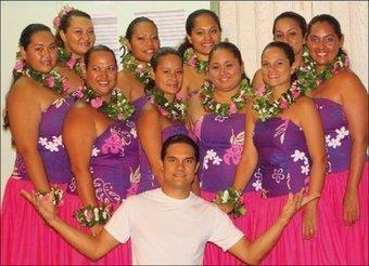La 3e Nuit des talents bat tous les recordsMartine Leplus,élève en ... - La Dépêche de Tahiti | Danse Polynésienne à Paris | Scoop.it