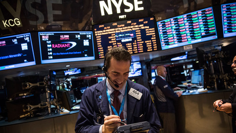 Dow Jones Index Closes Above 16,000 For First Time | News | Scoop.it
