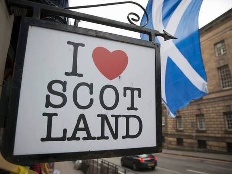 Independent Scotland would face huge pension costs, UK report says - Pensions & Investments | Scottish independence referendum | Scoop.it