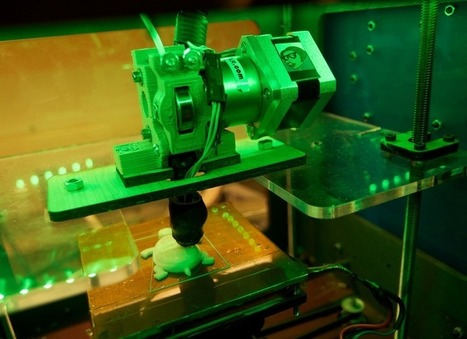How the demand for 3D printing skills is accelerating globally | Cloud Central | Scoop.it