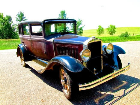 Photos: 1930 Erskine by Studebaker | Old Cars | Scoop.it