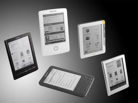 Six livres électroniques en test : de quoi froisser le papier ? | L'édition numérique pour les pros | Scoop.it