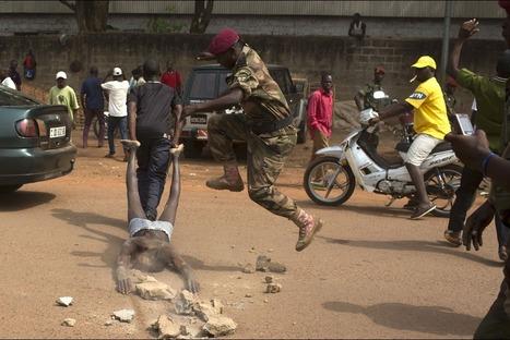 Lynchage public à Bangui | Photographer: Siegfried Modola / Reuters | PHOTOGRAPHERS | Scoop.it