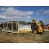 Construction d'une maison à ossature bois en 10 étapes - Bâtiment   Avocat immobilier   Scoop.it