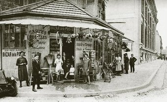 L'ancien Bazar de la Poste à Troyes | Auprès de nos Racines - Généalogie | Scoop.it