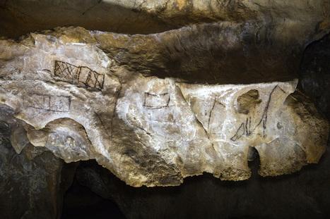 Les signes mystérieux des Cro-Magnon | articles Préhistoire | Scoop.it