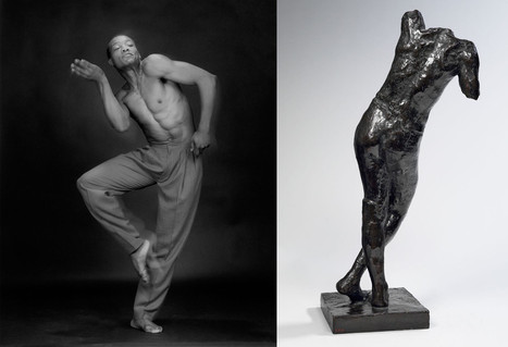 Les photos de Mapplethorpe dialoguent avec les sculptures de Rodin à Paris | Photographies - Photographers | Scoop.it