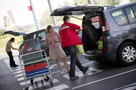 Hypermarchés: petit coup de mou pour le drive | Ouvrir ou reprendre un commerce | Scoop.it