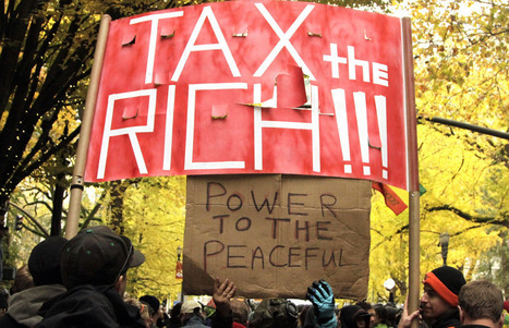 Just What Do The Rich Have That's Taxable? : NPR | wealth Inequality | Scoop.it