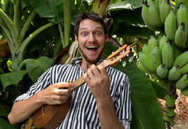 Veggie songster hopes touring Cairns will help others turnip the beets - The Cairns Post | sustainablehomes | Scoop.it