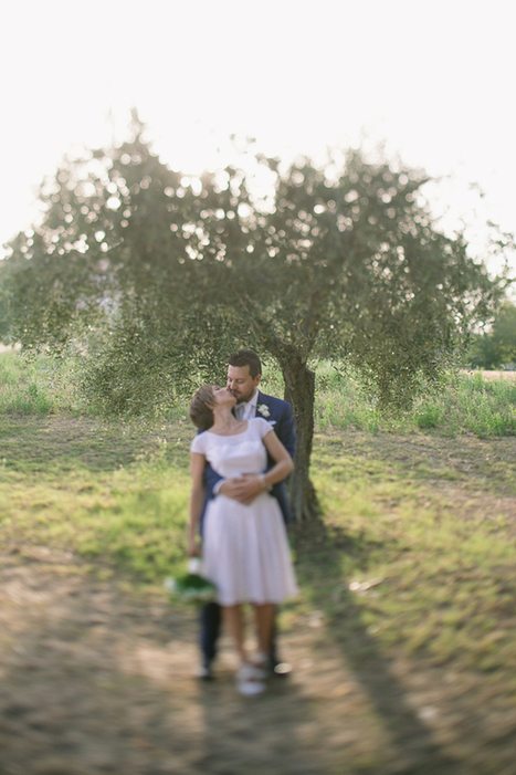 Wedding in Le Marche   Romance and olive groves in Monte San Vito, Italy   Le Marche another Italy   Scoop.it