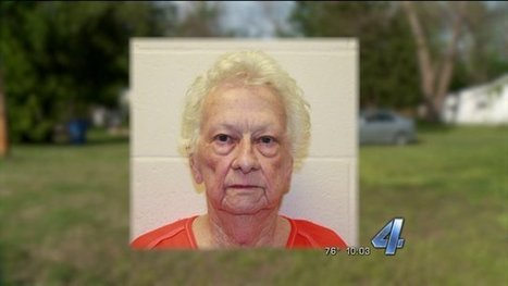 Elderly woman stuns neighbors after being arrested for selling ... | Tians yr 9 journal | Scoop.it