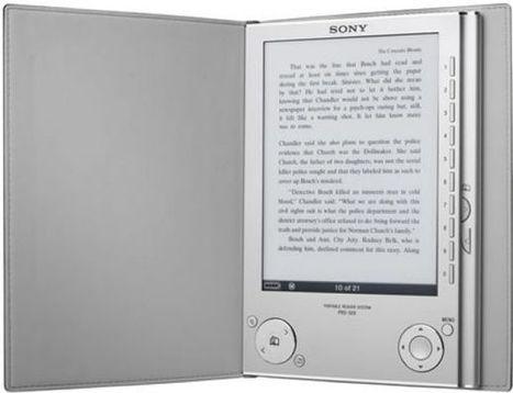 Sony se despide del libro electrónico | Libro electrónico | Scoop.it