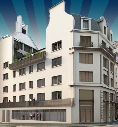 Paris lance le chantier de son futur centre dédié aux start-up | Actualité Marketing et Commerce sur Internet | Scoop.it
