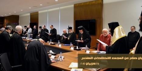 Décision du Patriarcat d'Antioche à propos du Qatar et de sa relation avec le Patriarcat de Jérusalem   Echos des Eglises   Scoop.it