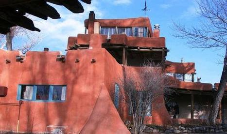 A literary trail in Taos, New Mexico | what to do in New Mexico | Scoop.it