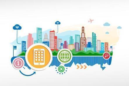 Villes intelligentes : les municipalités déconnectées des citoyens ?   Digital média   Scoop.it