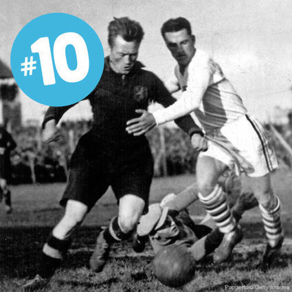The 10 Most Significant Goals In U.S. Soccer History   Sports Illustrated   Interactive Storytelling   Scoop.it