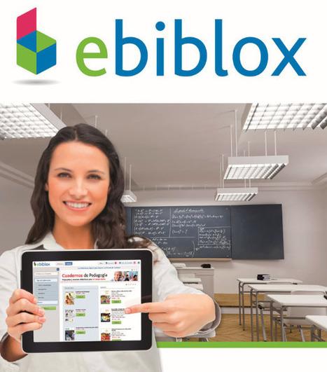ebiblox: la nueva bliblioteca digital para los maestros   english   Scoop.it