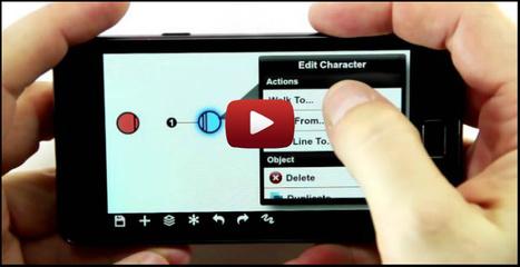 Diagram, Shotlist, and 'Pocket-Block' Your Scene with the Shot Designer App, by Dave Kendricken | App Store Marketing ASO | Scoop.it