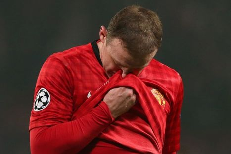 Red alert: Manchester United ready to sell 'reject' Wayne Rooney at the end of ... - Mirror.co.uk | Manchester United F.C | Scoop.it